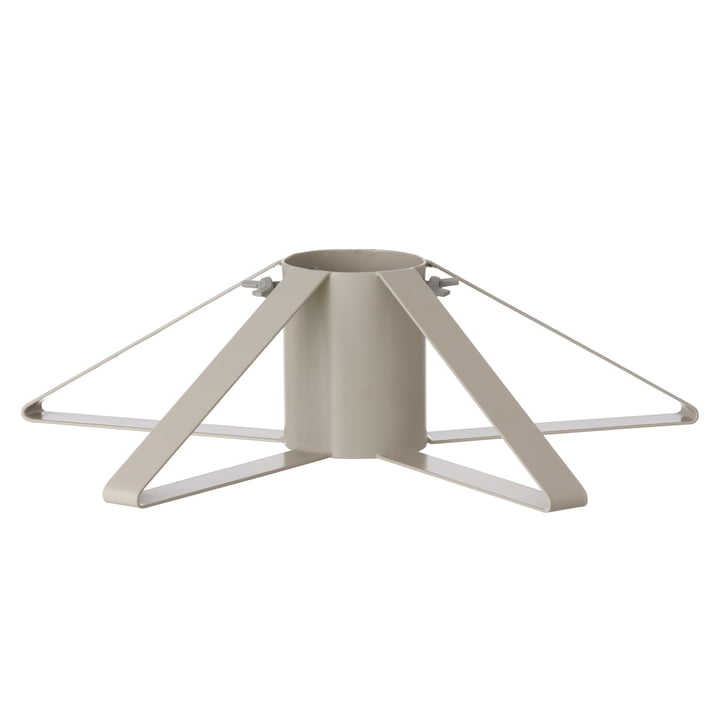Christmas tree stand by ferm Living in gray