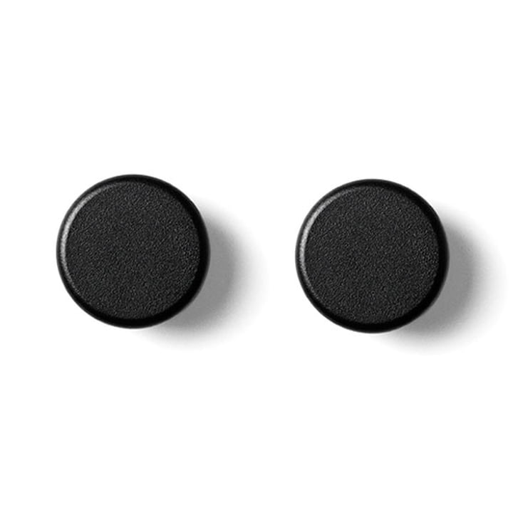 Menu - Buttons, pack of 2, black