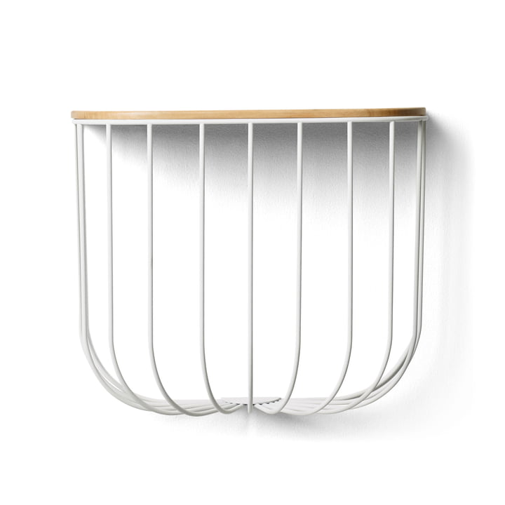 FUWL Cage Shelf from Menu in white