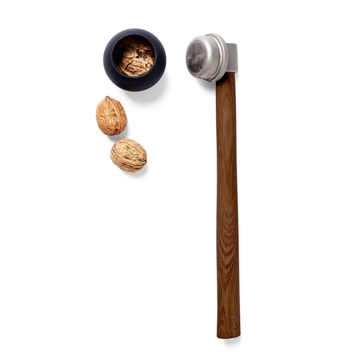 Menu - Nut Hammer and nut