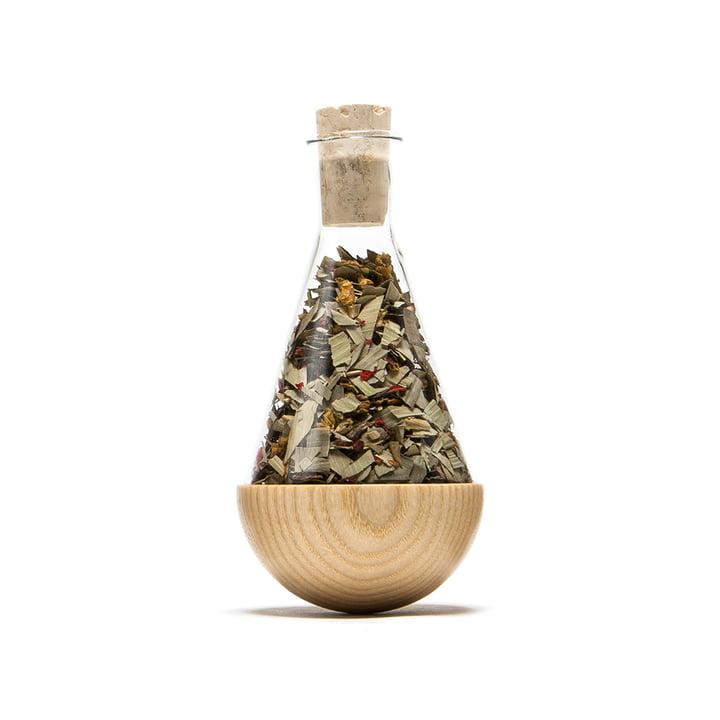 urbanature - wakeup herb jar, ash