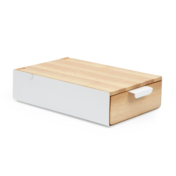 Umbra - Reflexion box, natural / white