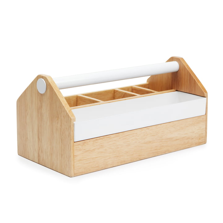Umbra - Toto Box, natural / white