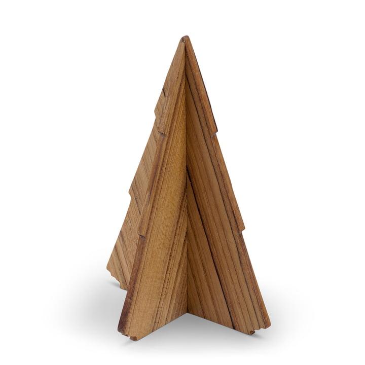 Skagerak - Spruce Tree, 17cm, teak