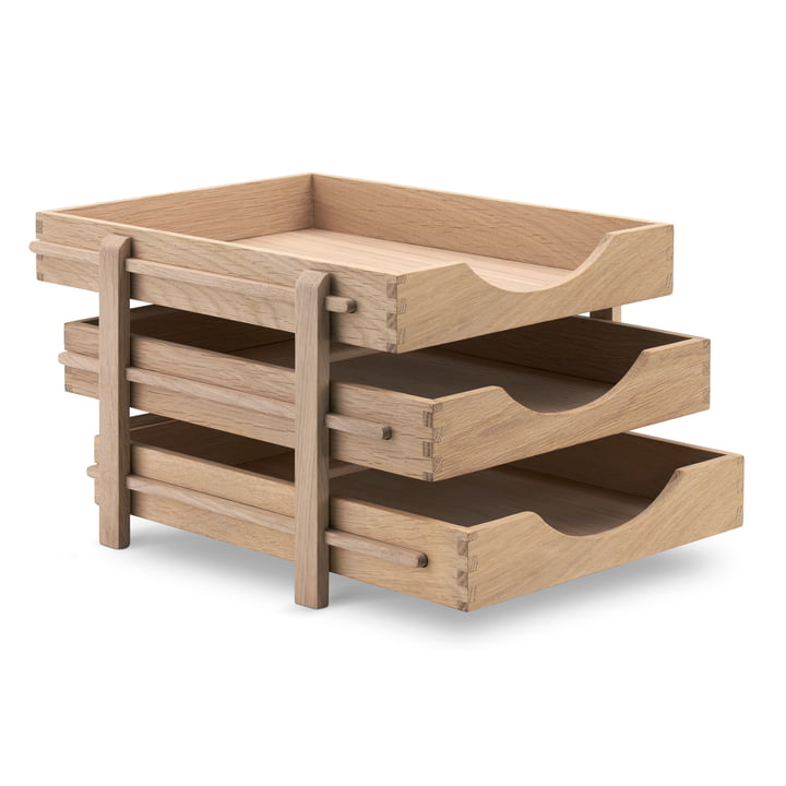 Skagerak - Dania Letter Tray, oak wood