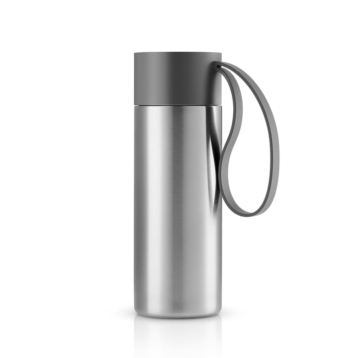 To Go Thermo mug 0.35 l from Eva Solo in grey