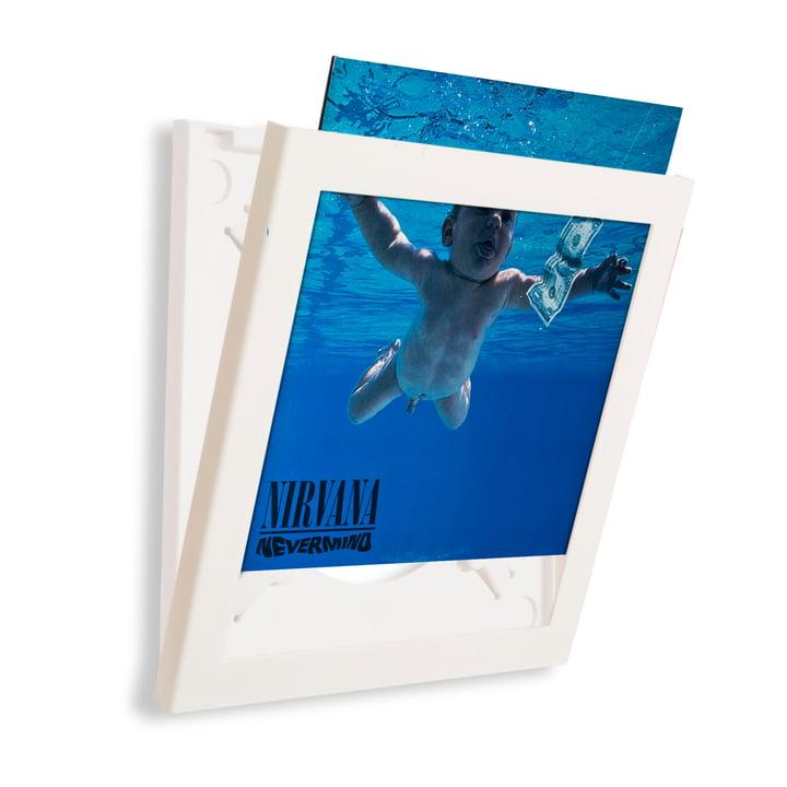Art Vinyl - Flip Frame, white, opened