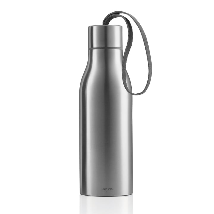 Eva Solo - Thermal Water Bottle 0.5 L, grey