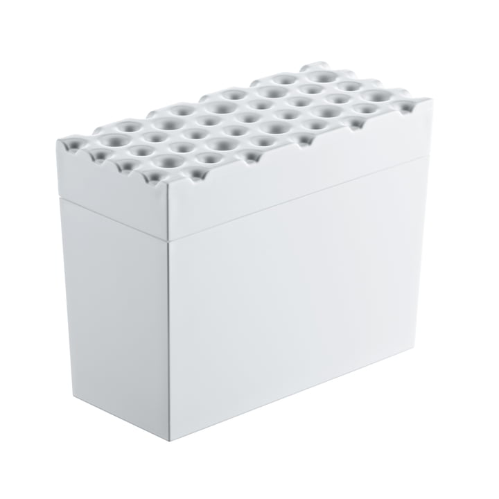 Koziol - Brød Cracker Box, white