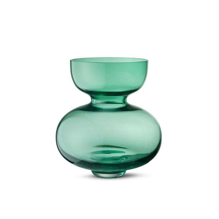Alfredo Glass Vase By Georg Jensen