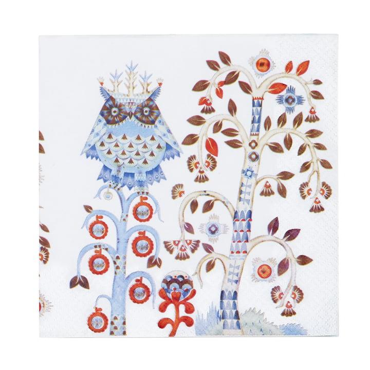 Iittala - Taika Napkin, white 30 x 30 cm