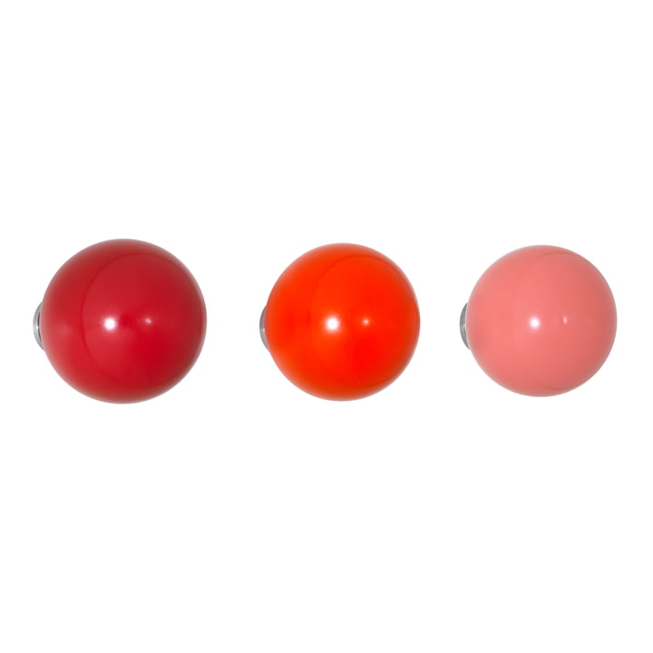 Vitra - Coat Dots, red