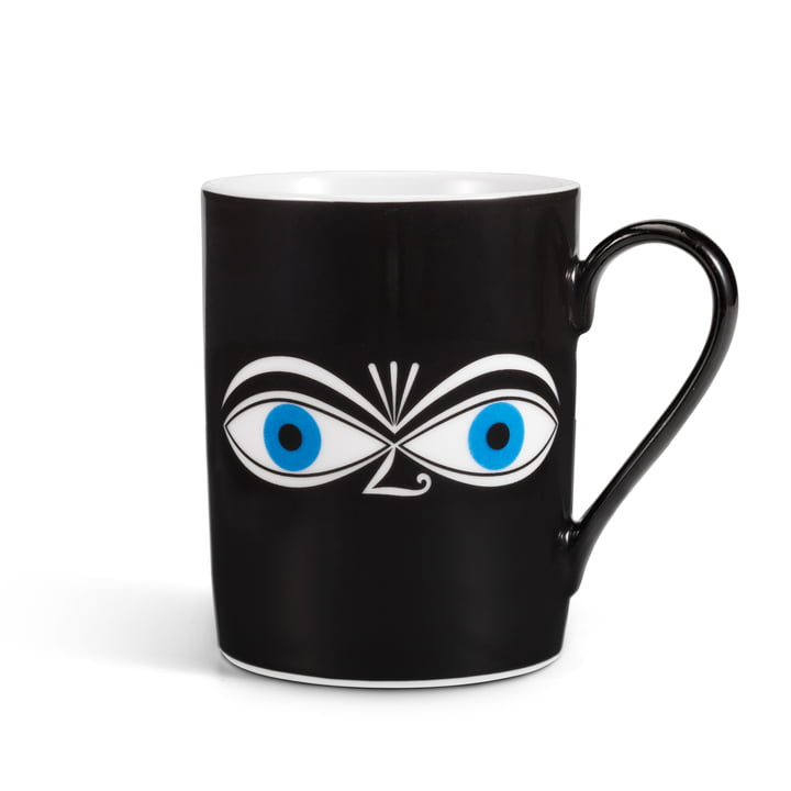 Vitra - Coffee Mug, Eyes blue