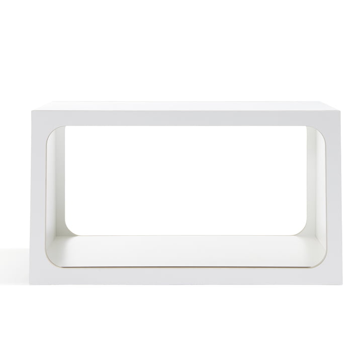 Müller Möbelwerkstätten - Boxit stapable Shelf Module, white