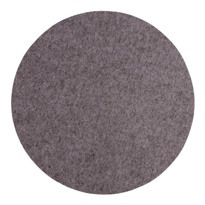 Hay - Dish Mat trivet, dark grey