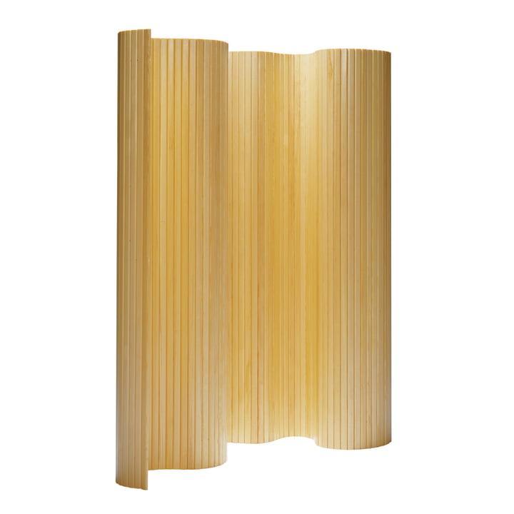 Artek - Screen 100, pine / transparent varnish