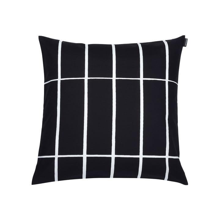 Marimekko - Tiiliskivi Cushion Cover 50 x 50cm, black / white