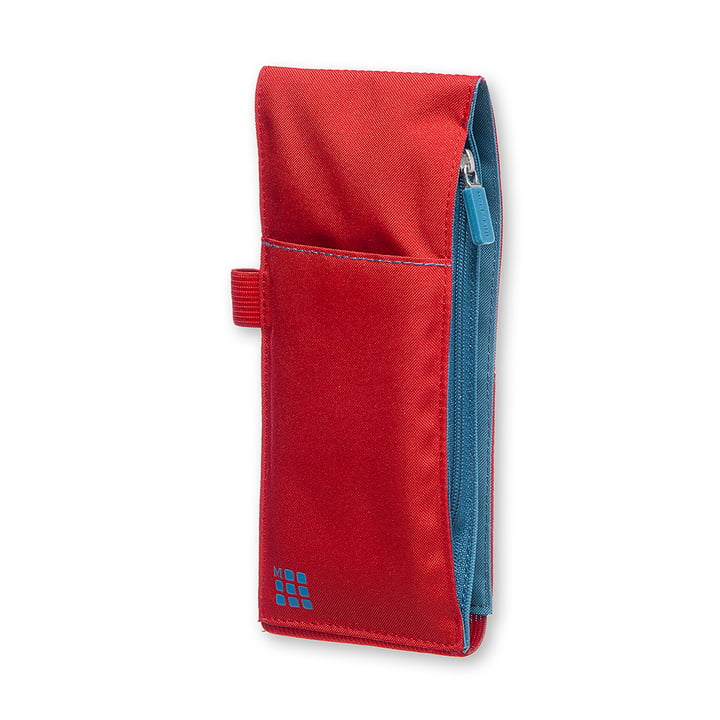 Moleskine - Utensil Bag Large, scarlet red