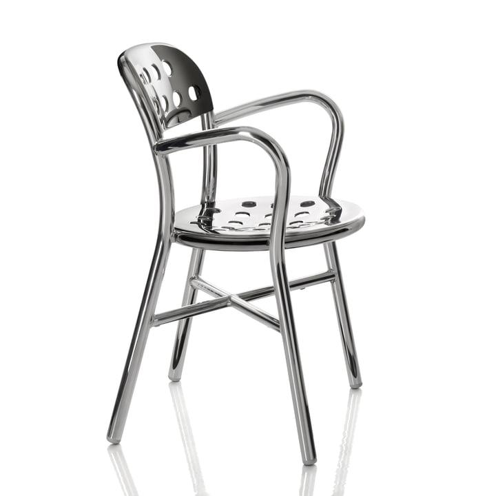 Magis - Pipe Armchair, Aluminium