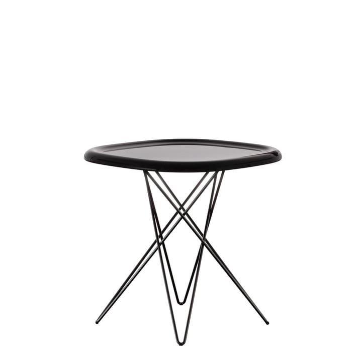 Magis - Pizza Table, 45 cm, dark brown
