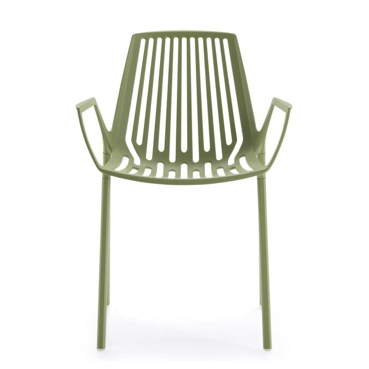 Fast - Rion armchair, khaki