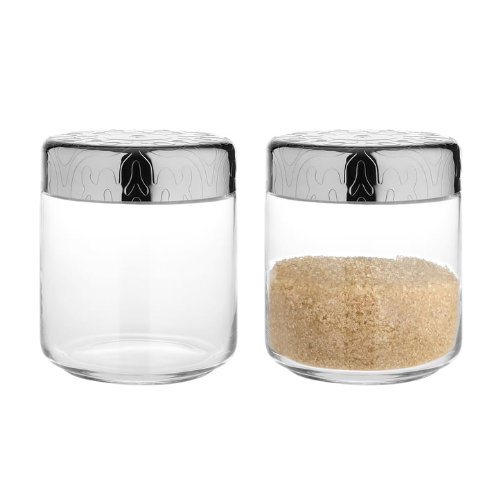 Alessi - Dressed Storage Jar, 75 cl