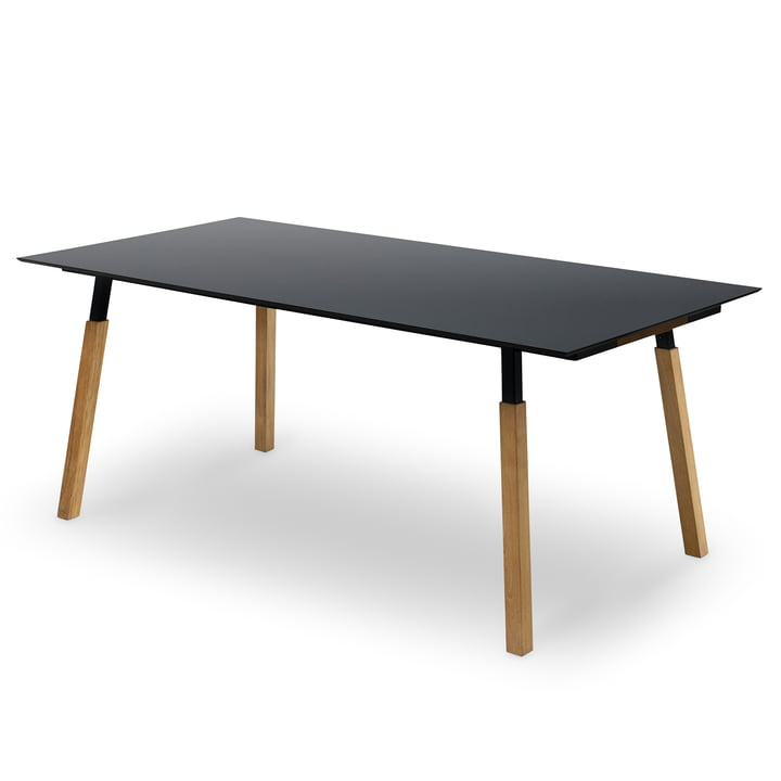 Skagerak - Way Outdoor Table, black