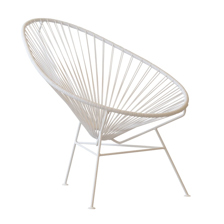 OK Design - The Acapulco Chair, white