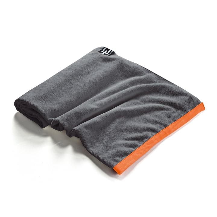 Agi Moe Towel by Terra Nation in grey