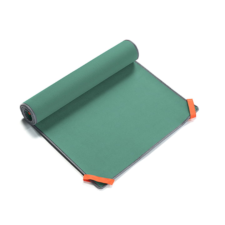 Terra Nation - Tehe Moe Beach Mat, green