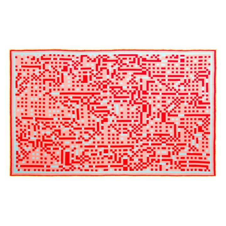 Zuzunaga - Tokyo 1 Woollen Blanket 146 x 212 cm