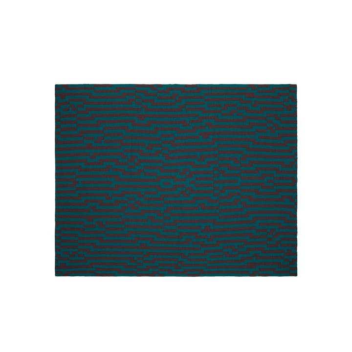 Zuzunaga - Zoom In 3 Woollen Blanket, 140 × 180 cm