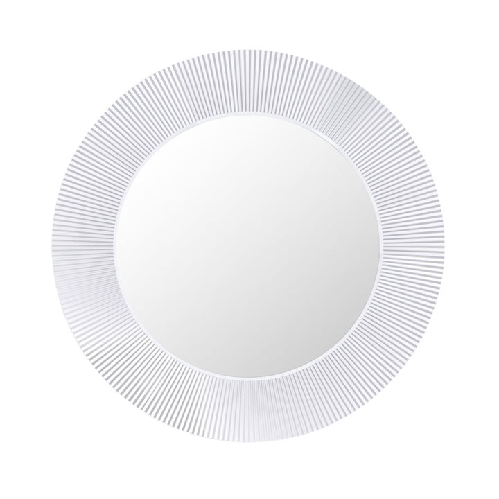 Kartell - All Saints MirrorLED in transparent / crystal clear