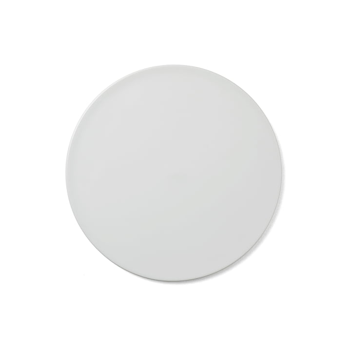 Menu - New Norm Plate / Lid Ø 21.5 cm in white