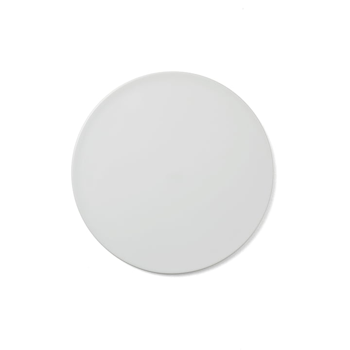 Menu - New Norm Plate / lid Ø 1 7. 5 cm in white
