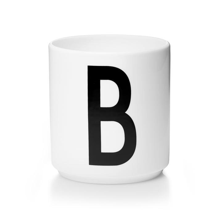 Design Letters - AJ Porcelain Cup B