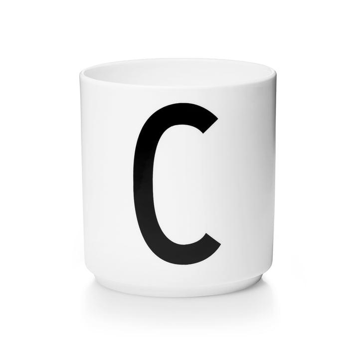 Design Letters - AJ Porcelain Cup C