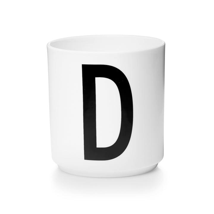 Design Letters - AJ Porcelain Cup D