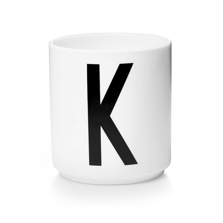 Design Letters - AJ Porcelain Cup K