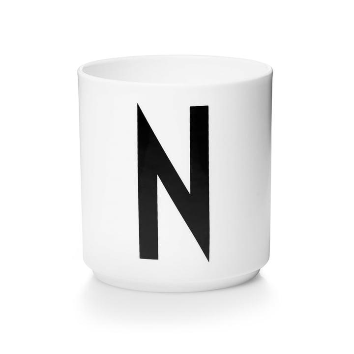 Design Letters - AJ Porcelain Cup N