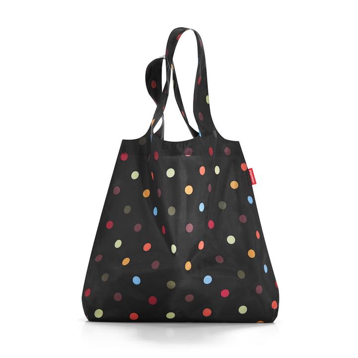 mini maxi shopper from reisenthel in dots