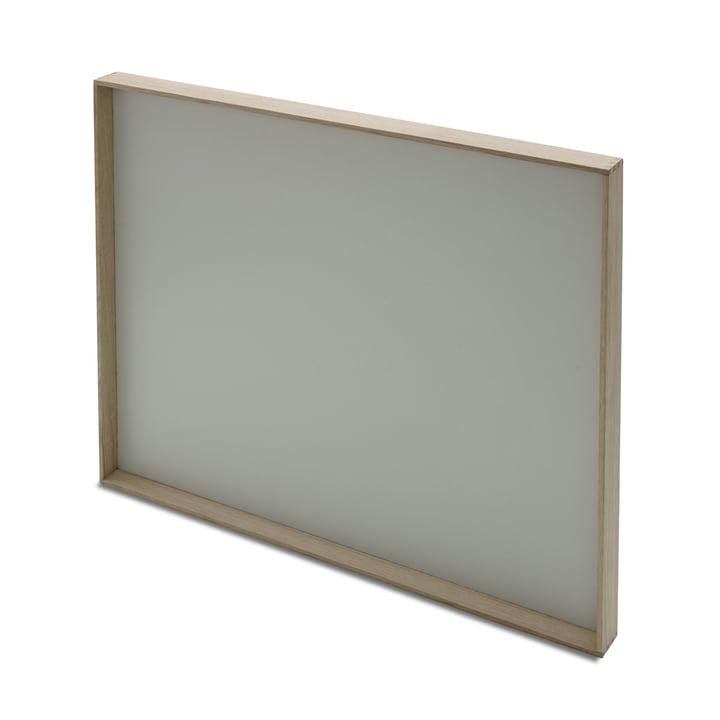 Skagerak - Notice Board in Silver White