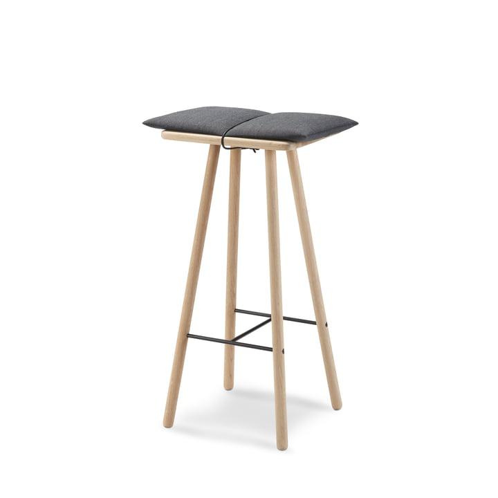 Skagerak - Georg bar stool made of oak wood