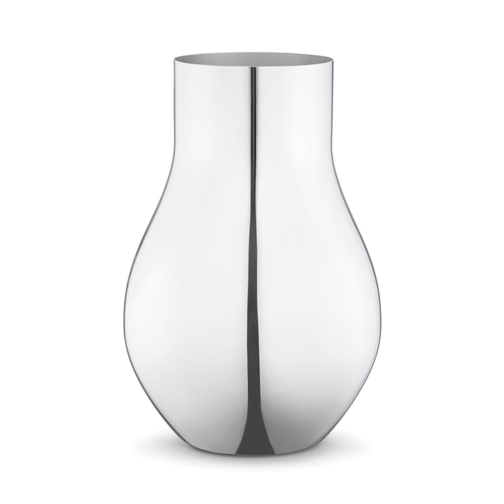 Georg Jensen - Cafu vase stainless steel in M