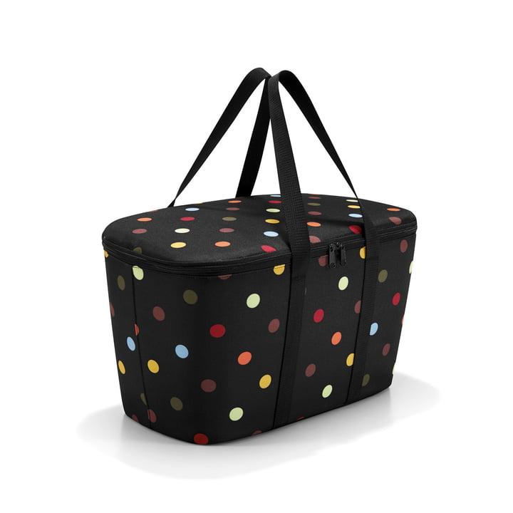 coolerbag from reisenthel in dots