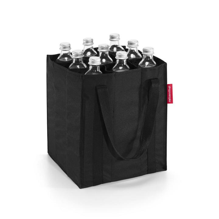 reisenthel - bottlebag in black