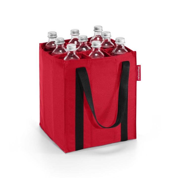 reisenthel - bottlebag in red