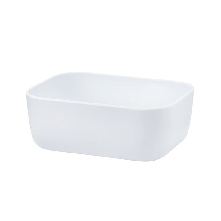 Rig-Tig by Stelton - Box-It butter dish, white, bowl