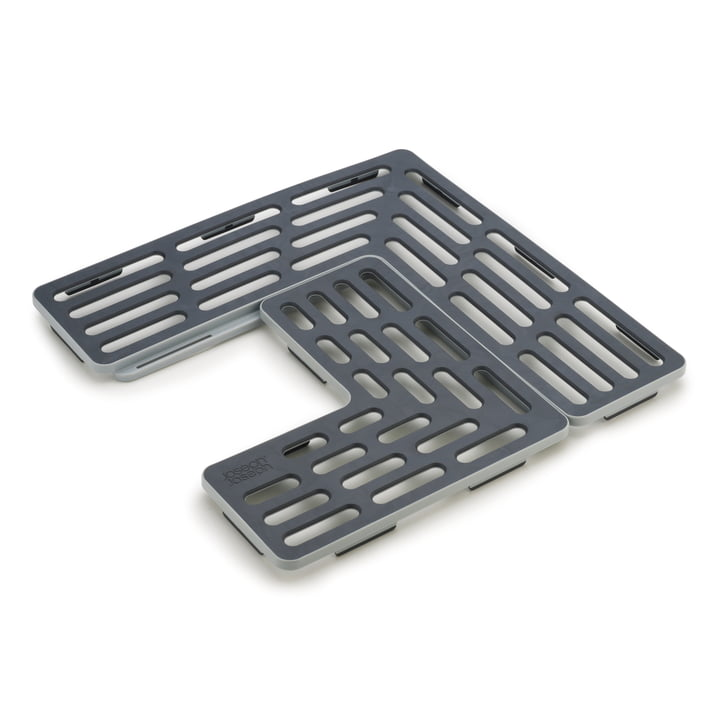 Joseph Joseph - SinkSaver sink mat in grey