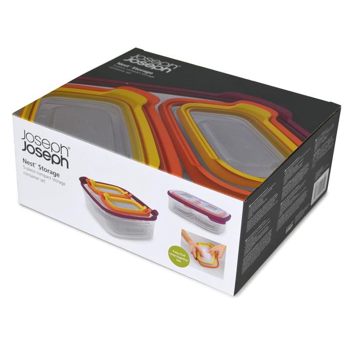 Joseph Joseph - Nest Storage 5pcs. boxes set